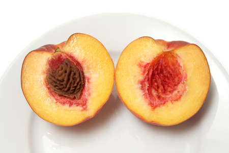 Ripe peach Stock Photo - 12685739