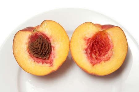 Ripe peach Stock Photo - 12685739