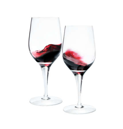 Two wine glasses   photo
