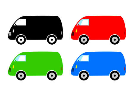 icona: Delivery van