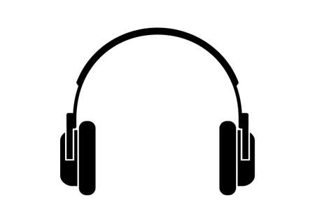 portable audio: Headphones icon