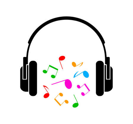 Headphones icon Stock Vector - 15274717