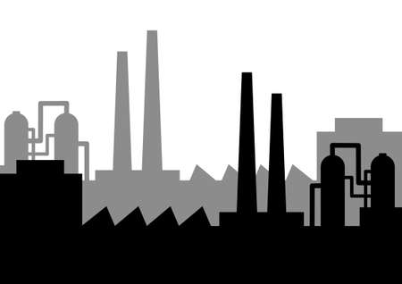 petrochemical: Factory icon