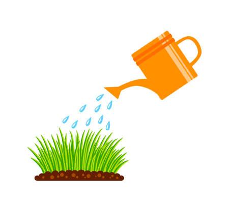 Giardinaggio Vettoriali
