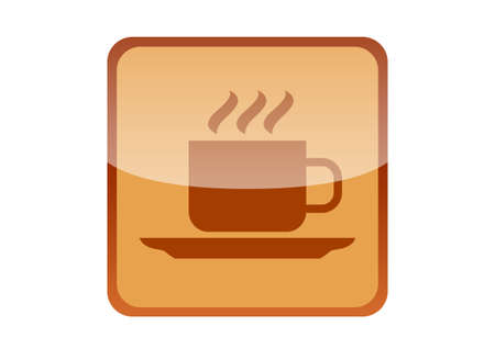 Coffee icon Stock Vector - 16246471