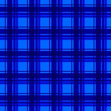 franela: Fondo franela azul Vectores