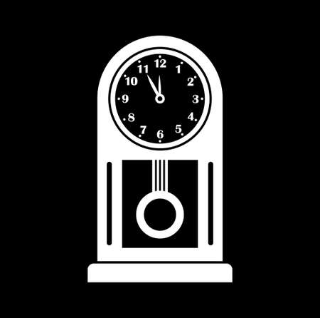 Clock icon Stock Vector - 17319349