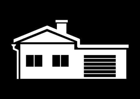 House icon Stock Vector - 17471008