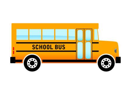 Schulbus Standard-Bild - 17471013