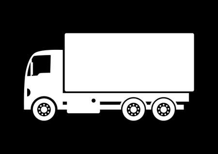 Truck icon Stock Vector - 17471033