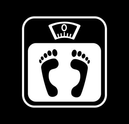 Scale icon Stock Vector - 17536802