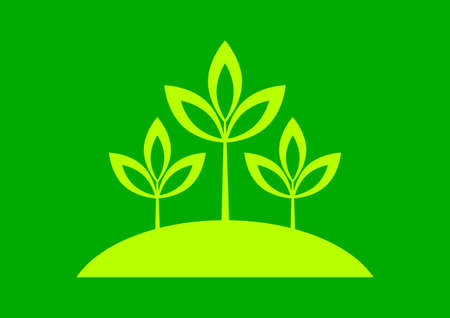 Plant icon Stock Vector - 17536809