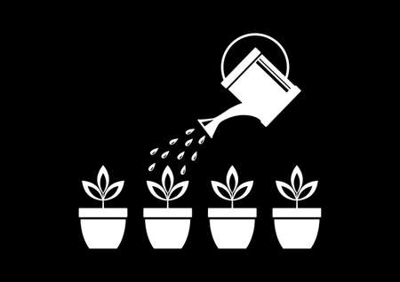Gardening Stock Vector - 17536810