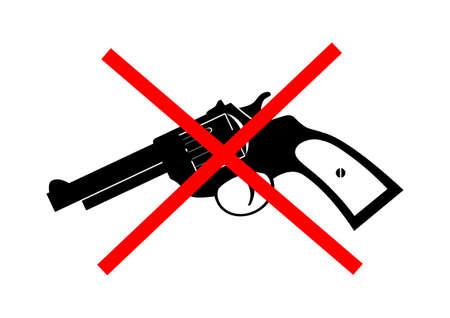 No gun Stock Vector - 17628359
