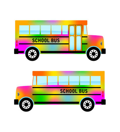 School bus Stock Vector - 17740497