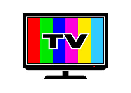 TV icon Stock Vector - 18717186