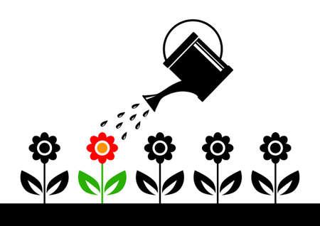 원예: 정원