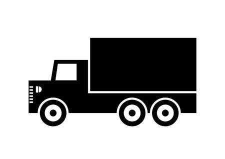 Truck icon Stock Vector - 18717218