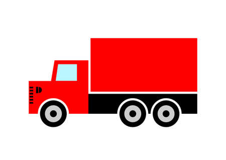 Truck icon Stock Vector - 18717219