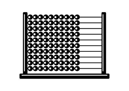 Abacus icon Stock Vector - 18865368