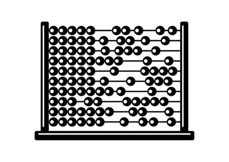 Abacus icon Stock Vector - 18865370