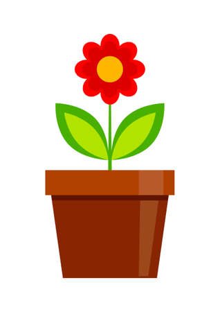 houseplant: Flower icon