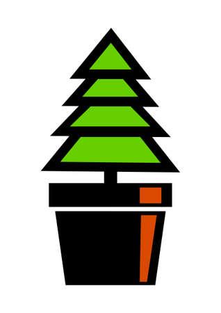 conifer: Conifer icon