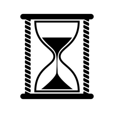 Hourglass icon Stock Vector - 20413502