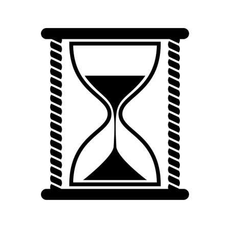 Hourglass icon Stock Vector - 20413502