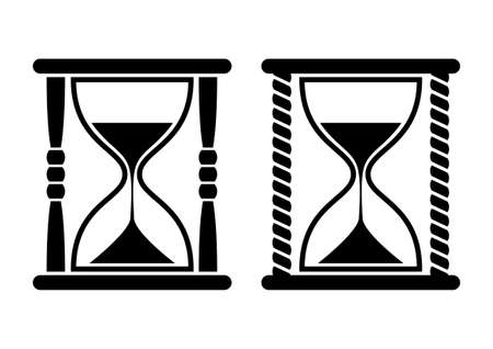 sandglass: Hourglass icon