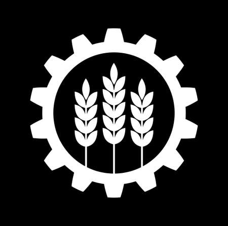 Industrial and agricultural icon Stock Vector - 22786289