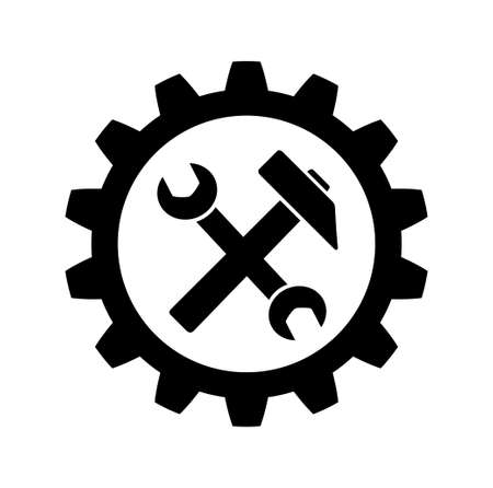 Industrial icon   Vector