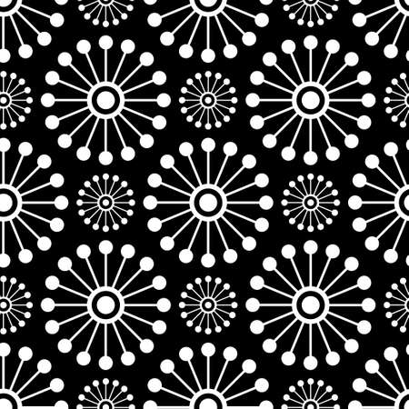flowered:   Floral wallpaper