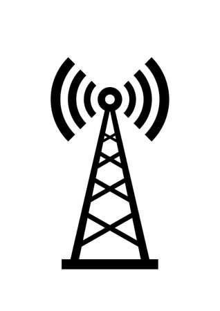 interacci�n: Icono del transmisor Vectores