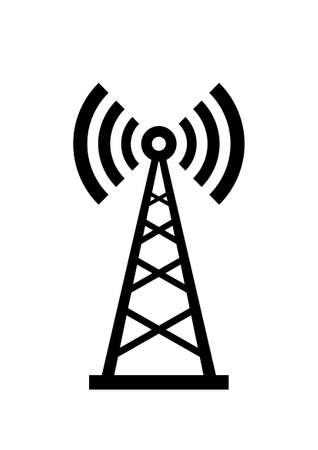 antennas:   Transmitter icon