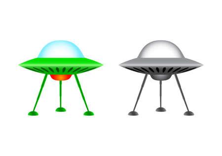UFO set   Vector