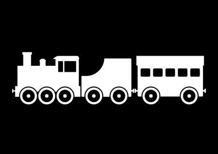 train icone: ic�ne de train