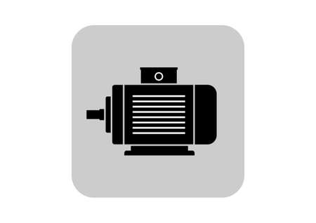 electric motor:  Electric motor icon