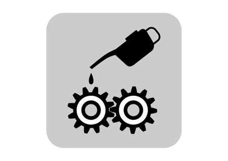 oilcan: Industrial vector icon
