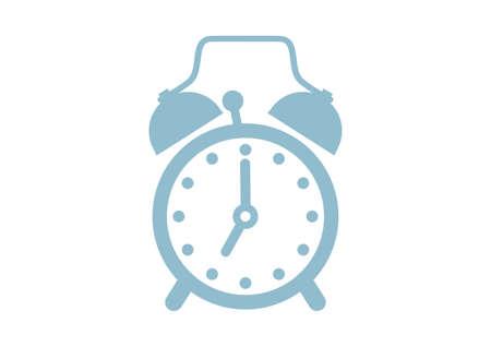 alarmclock: Alarm clock on white background