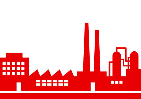 petrochemical plant: Factory icon