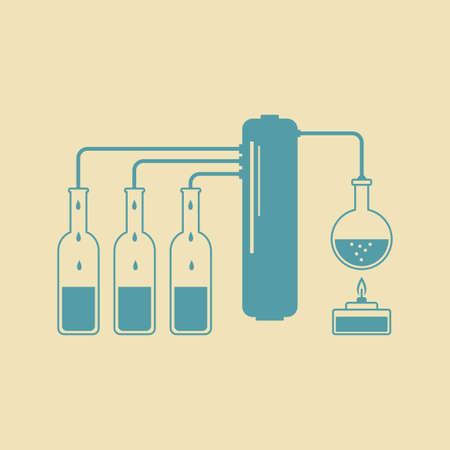 distillation: Distillation kit