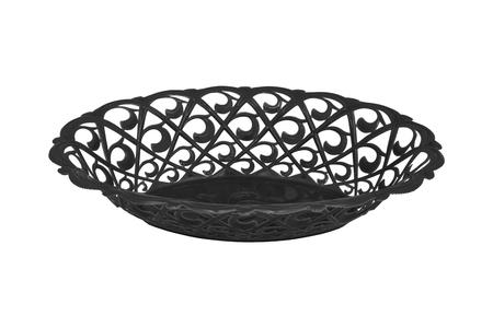 basket isolated on white