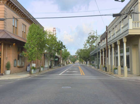 horizontals: downtown columbia street covington