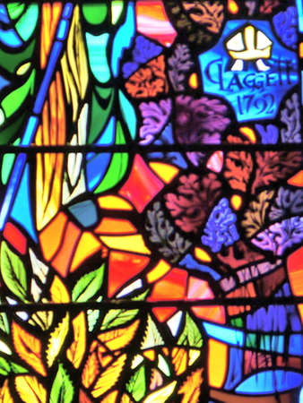 stain: stain glass window