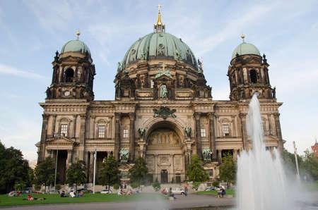 dom: Berliner Dom Cath�drale de Berlin