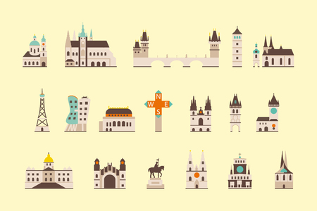 vector graphics, modern flat illustration Illustration