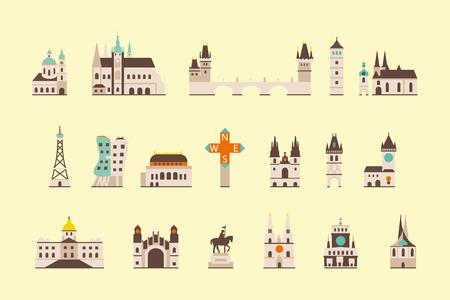 vector graphics, modern flat illustration Stock Illustratie