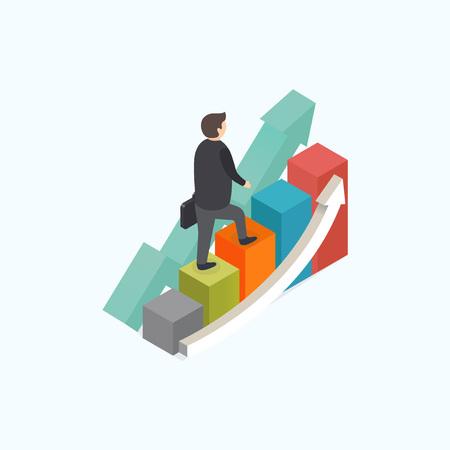 3d isometric design vector illustration, eps 10  イラスト・ベクター素材