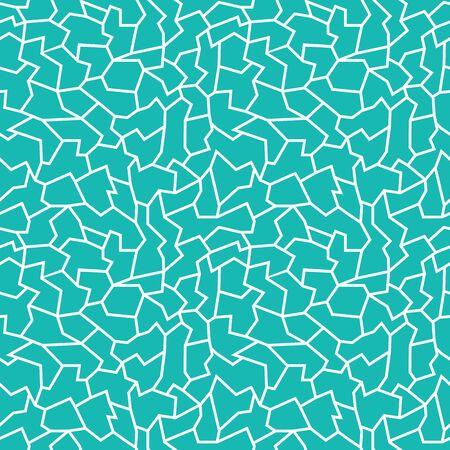 postmodern: Postmodern style seamless background Illustration